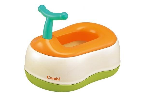 Детский горшок Combi Baby Label Toilet