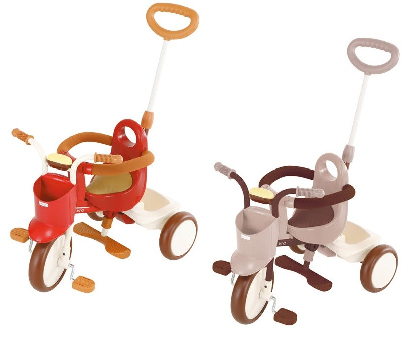 Трехколесный велосипед M&M Iimo 01 Tricycle