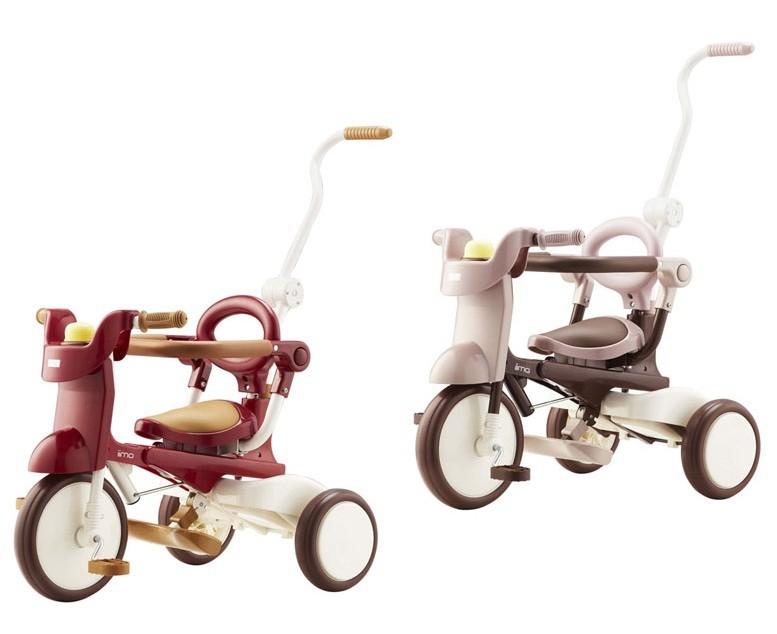 Трехколесный складной велосипед M&M Iimo 02 Tricycle