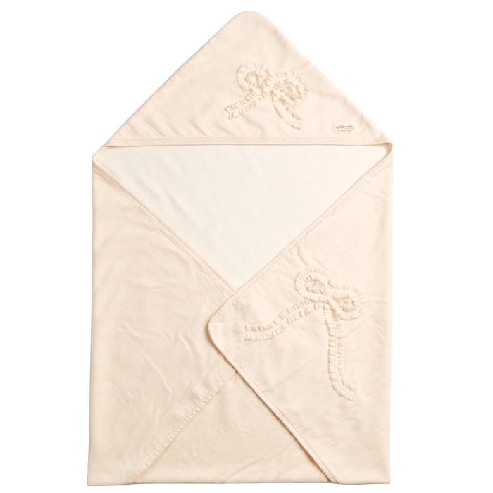 Amorosa mamma одеяло-афган для новорожденного с аппликацией