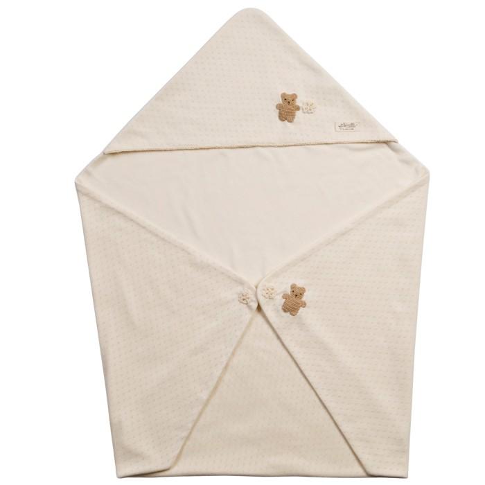 Amorosa mamma одеяло-афган для новорожденного с мотивом