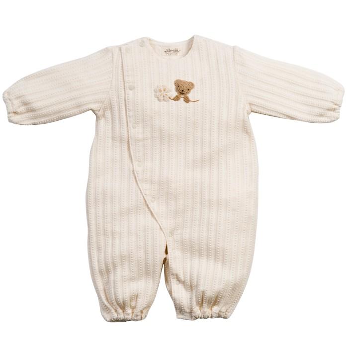 Amorosa mamma комбидресс для новорожденного с мотивом