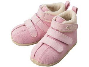 Ботиночки Aprica La sock Step 1 Розовые