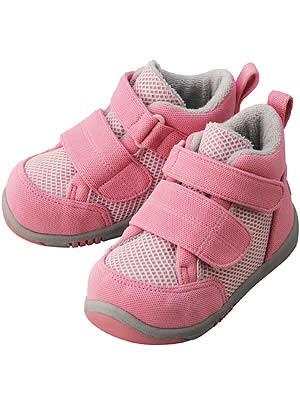 Ботиночки Aprica La sock Step 2 DX  Розовые