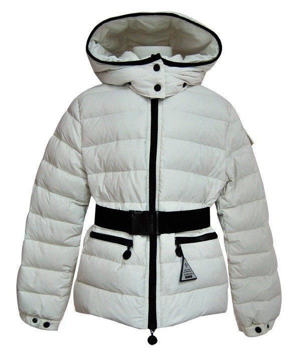 Moncler ENFANT Girls Down Jacket пуховая куртка для девочки на 8/14 лет Белый