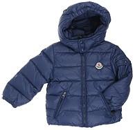 Moncler ENFANT Boys Down Jacket пуховая куртка для мальчика 3мес /12 лет Синяя