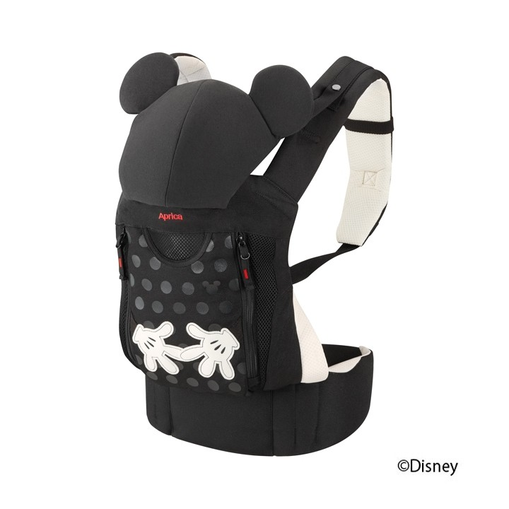 Кенгуру-переноска Aprica Belt Fit Colan 4 Way Disney Model